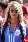 Slovakia hill climb racing — Stock Photo