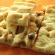 Stock Photo: Different types of focaccia