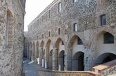 Priamar fortress in Savona, Italy — Stock Photo