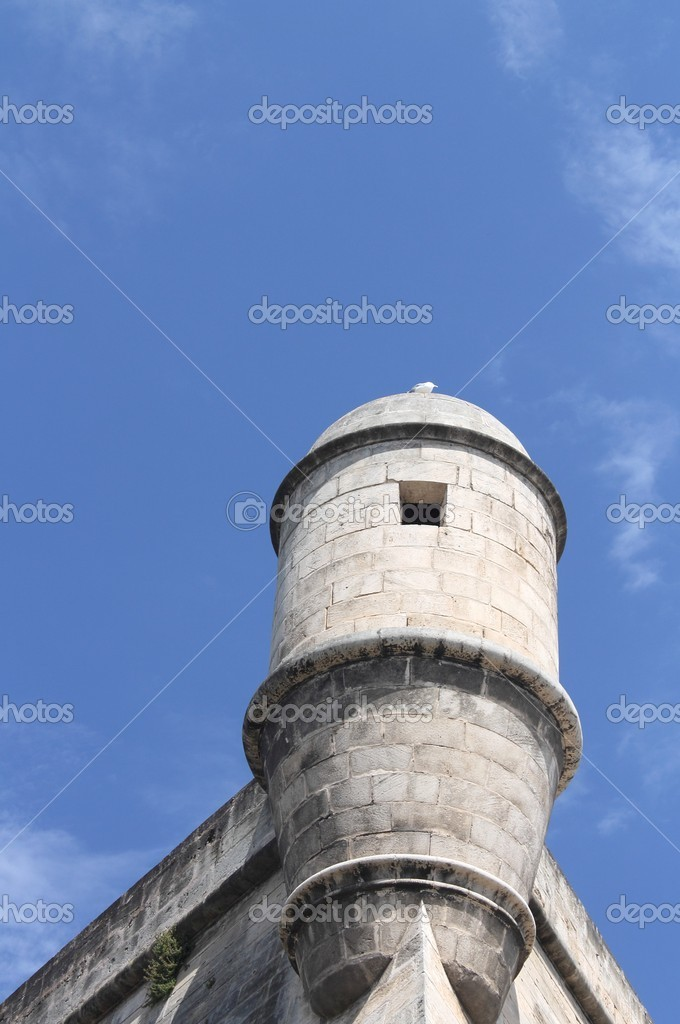 mallorca-瞭望塔