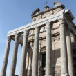 The Roman Forum - Stock Photo