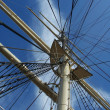 Stock Photo: Mainmast