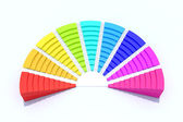 Parliament colored — Stock Photo