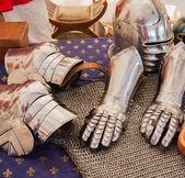 Medieval armour — Stock Photo