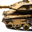 Leopard tank — Stock Photo