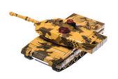 Tank leopard 2 2 — Stock fotografie