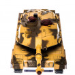 Stock Photo: Leopard tank 2 10