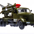 Stock Photo: Rocket launcher 10