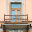 Balcony 6 — Stockfoto