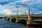 Trinity Bridge. — Stock Photo