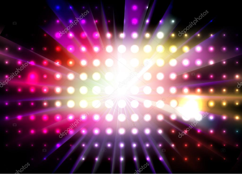 Party Backdrop Vector Vector Party Background With