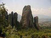 Greek mountain — Stock Photo