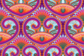 Seamless paisley pattern — Stock Vector