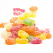 Gums  candy — Stock Photo