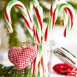 Candy Canes — Stock Photo #15728281