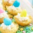 Easter dessert — Stock Photo