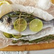 Sea bream — Stock Photo #23133528
