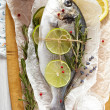 Sea bream — Stockfoto