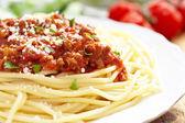 Spaghetti bolognaise — Photo