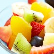Fresh fruits salad — Stock Photo #24286211