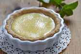 Mojito pie — Stock Photo