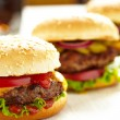 Classic Burgers — Stock Photo #28172051