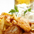 Fish and chips — Stock Photo #29979861