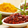 Aromatic ingredients — Stock Photo