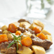 Stock Photo: Beef stew