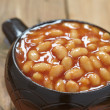 Baked beans — Stock Photo #38431587