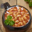 Baked beans — Stock Photo #38454035