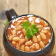Baked beans — Stock Photo #38712041