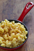 Mac and cheese with spices — Stock Photo