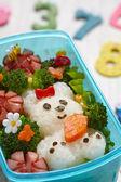 Bento box — Stock Photo