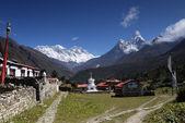 Tengboche • Himalayas — Stock Photo