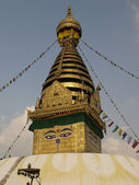 Buddhist Stupa — Stockfoto