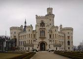 Castle Hluboká — Stock Photo