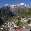 Namche Bazaar — Stock Photo