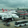 Istanbul airport — Stock Photo