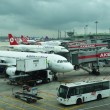 Stock Photo: Istanbul airport