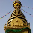 Buddhist stupa — Foto Stock