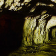 Old mining tunnel — Stock Photo