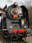 Buharlı lokomotif — Stok fotoğraf