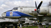 Historic aircraft — Stock Photo