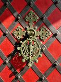 Decorative door hardware — Stok fotoğraf