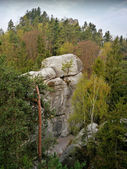 Piedra arenisca — Foto de Stock