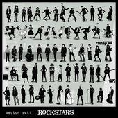 Rockstars — Stock Vector