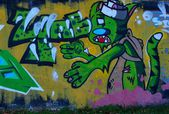 Graffiti — Photo
