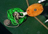 Marine equipment — Zdjęcie stockowe