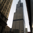 Sears Tower — Stock Photo